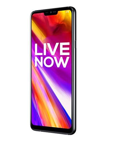 LG G7+ ThinQ (Aurora Black, 6GB RAM, 128GB)