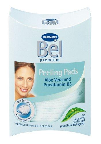 Bel Premium Peeling Pads groß, oval 30 Stück - Peeling-pads