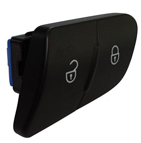 Aerzetix: Interrupteur bouton fermeture de porte compatible avec 3C0962125B pour auto voiture C18706