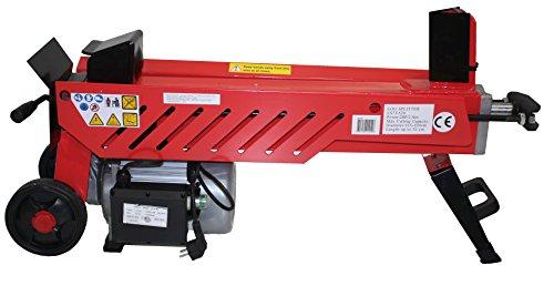 Astilladora de troncos leña 7T --> Fuerza: 2300w