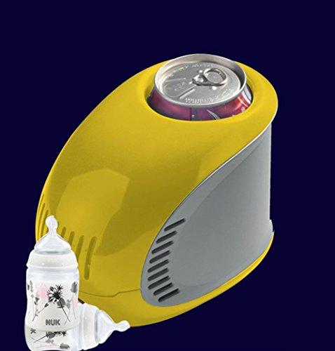 Alger Mini-Coke Kühlschrank USB-Schnittstelle Ladung Po Computer Power Auto Kühlschrank, c (Usb-power-mini-kühlschrank)