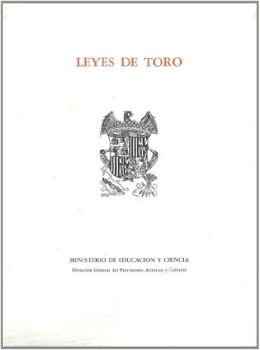 Leyes de Toro por Castile (Kingdom)