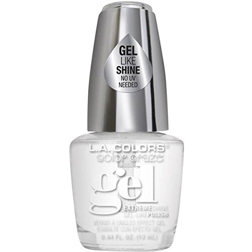 LA COLORS Color Craze Gel Polish - Frosting