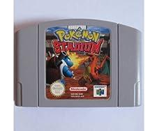 Pokemon Stadium - N64 - PAL