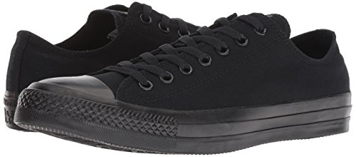 Converse Ctas, Unisex Adults Low-top Sneakers, Black (Black Mono), 9 Uk (42.5 Eu)