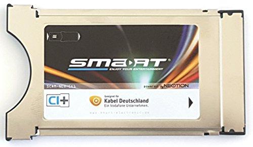 Smart CI+ Modul für Sender von Kabel Deutschland - Neueste Modell PRD-MTN4-5120