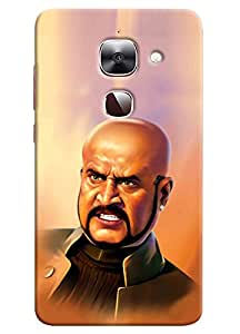 Omnam Rajnikant In Style Printed Designer Back Cover Case For LeTv Le2