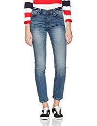 Cheap Monday Damen Jeans mit Schmaler Passform (Slim) Tight Indigo Head