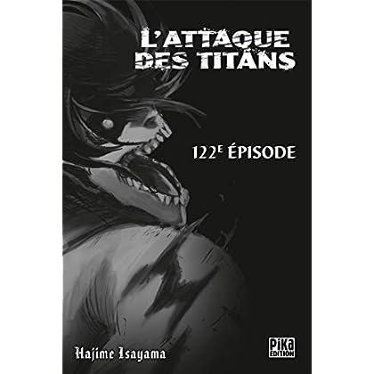 L'Attaque des Titans Chapitre 122