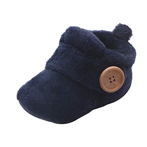 Zapatos Bebe Invierno Fossen Recién Nacido Niñas