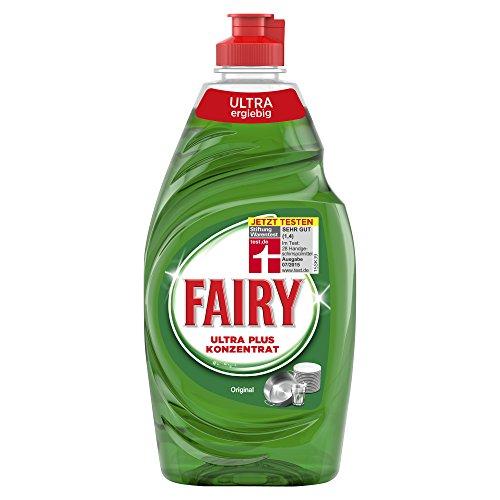 Spuelmittel Granatapfel (Fairy Ultra plus Spülmittel, 10er Pack (10 x 450 ml))