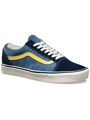 Vans Old Skool Lite + (reissue) blue/lemon (reissue) blue/lemon