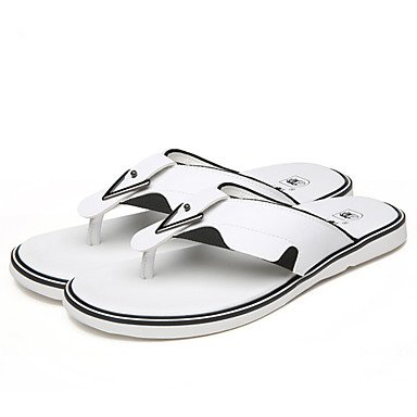 Winterstiefel FrauenPU -beiläufige Keilabsatz Sandalen Feder Sandalen US10.5 / EU43 / UK9.5 / CN45
