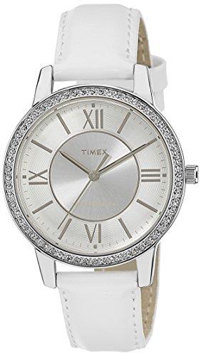 Timex Fashion Analog Silver Dial Women\'s Watch - TW000Y803