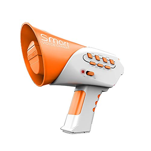 twicklung Lernspielzeug Bildung Spielzeug Gute Geschenke,Smart Multi Voice Changer Amplifier 7 Verschiedene Voice Modifiers Lautsprecher Spielzeug ()