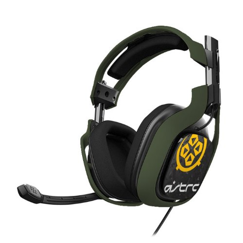Astro Gaming A40 Headset [Windows 8, Windows 7, Windows XP] grün (Stoff-buch-panels)