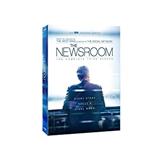 (NEU) The Newsroom Season 3 Staffel Drei Third. US IMPORT