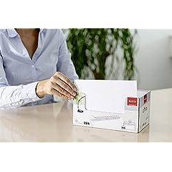 Elco 74532-12 Boite de 200 enveloppes Patte auto-adhésive avec bande protectrice Format DL Blanc