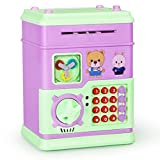 Togames-IT MoFun Automatic Electronic Piggy Bank ATM Password Money Box Cash...