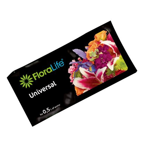 10 x Flower Food Sachets Oasis F...