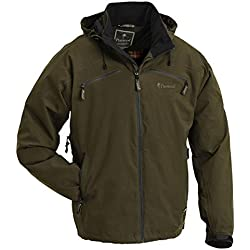 Pinewood – Chaqueta de Caza Lite de pájaro, Hombre, Hunting Grouse Lite, Hunting Brown