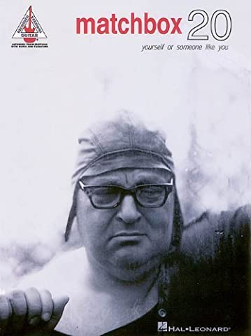 Matchbox 20 - Yourself or Someone Like You by del Grosso Rich (1998-05-01)