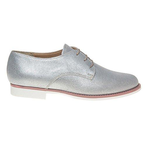 Sole merry scarpe Metallico
