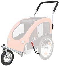 Trixie 12817 Jogger-Umbausatz f. Fahrradanhänger # 12816