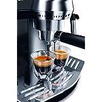 DeLonghi-EC-820B-Macchina-per-caff-Espresso-con-Pompa-EC820B-1450-W-1-Liter-Plastica-NeroAcciaio