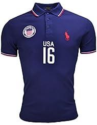 Ralph Lauren–Polo–Polo USA Gros Logo