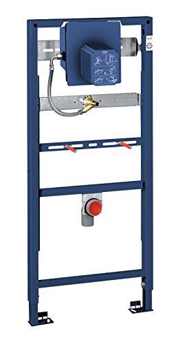 GROHE Rapid SL , Installationssystem - für Urinal , GROHE QuickFix, mit GROHE Rapido U, MANUELLE oder ELEKTRONISCHE Betätigung , 38786001