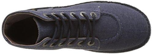 Kickers Orilegend, Bottines Classiques Femme Bleu (Marine)
