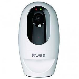 Pawbo+ Videocamera Interattiva Wireless per Animali Domestici