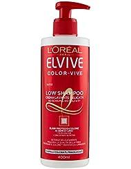 Color-Vive Low Shampoo - Crema Lavante Delicata Capelli Colorati 400 ml