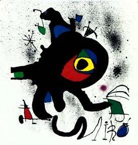 Joan Miro. Lithographes, 1972-1975