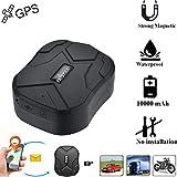 TKSTAR GPS Tracker tk905b GPS Tracker Auto 150Tage Standby Lokalisierer GPS Erinnerungsfunktion für Fahrzeug LKW Motorrad