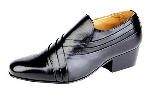 Montecatini  MT5114, Sandales Compensées homme Noir - noir