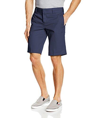 Dickies Slim Stgt Wkshort, Short Homme Bleu (Navy Blue)