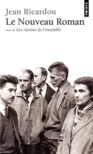 Le nouveau roman par Jean Ricardou