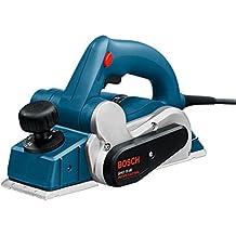 Bosch GHO 15-82 Professional - Lijadora (284 mm, 173 mm, 2500 g) Azul, Plata