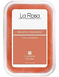 La Rosa - Paraffin mit Beta-Carotin, für trockene, sogar gebräunte Haut 500 g