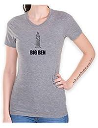 Big Ben - London United Kingdom - Monument - Europe - Adult Unisex Tshirt