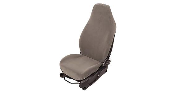 Vlies Autositzbezug VLIESIE-easy Sitzbez/üg Schonbez/üg Sitzschoner Einzelst/ück -Z4L-VLIESIE-1L-209 Grau