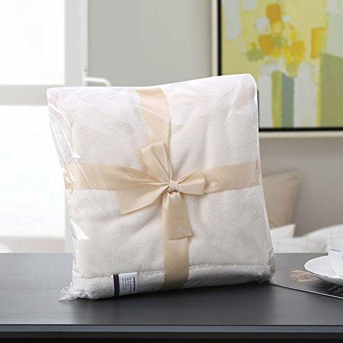 BDUK Die Lämmer Decke aus Baumwolle und Klimaanlage und doppelt Decke Decken Mittagsschlaf Pause für Mittagessen und der Sommer ist faule Menschen Decken