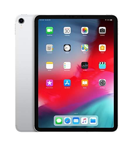 "Apple iPad Pro 11"" Display Wi-Fi + Cellular 256GB - Silber"