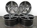4 Alufelgen Ultra Wheels UA7 19 Zoll passend für Mercedes A 176 B C 20205 CL CLA AMG E GLA GLK S Vito NEU