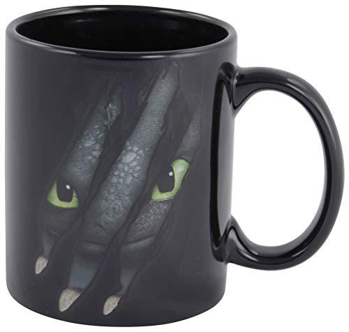 DreamWorks Dragons Tazza con Sdentato/Toothless Artiglio