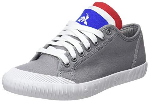 Le Coq Sportif Nationale, Sneaker Unisex-Adulto, Grigio Titanium, 43 EU