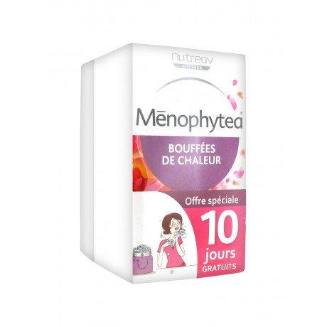 Nutreov Ménophytea Bouffées de Chaleur 120 Gélules + 40 Gélules Offertes