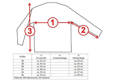 Basic Poloshirt von JETTE by Jette Joop Krokus